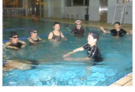 しっかり4泳法